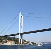 Bridge on the Bosporus, Istanbul