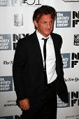 NEW YORK-OCT 5: Actor Sean Penn attends 'The Secret Life Of Walter Mitty' premiere at the 51st New Y