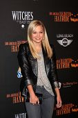 LOS ANGELES - OCT 10:  Olivia Holt at the 8th Annual LA Haunted Hayride Premiere Night at Griffith P
