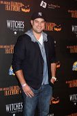 LOS ANGELES - OCT 10:  Max Adler at the 8th Annual LA Haunted Hayride Premiere Night at Griffith Par