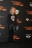 LOS ANGELES - OCT 10:  Alyvia Alyn Lind at the 8th Annual LA Haunted Hayride Premiere Night at Griff