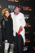 LOS ANGELES - OCT 10:  Sarah Hyland at the 8th Annual LA Haunted Hayride Premiere Night at Griffith