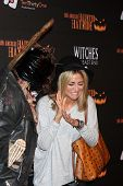 LOS ANGELES - OCT 10:  Cassie Scerbo at the 8th Annual LA Haunted Hayride Premiere Night at Griffith