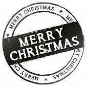 New Stamp - Merry Christmas