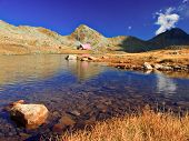 Cabin In National Park Pirin