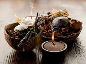 scented potpourri aromatherapy
