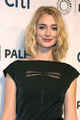 LOS ANGELES - MAR 24:  Caitlin FitzGerald at the PaleyFEST 2014 -