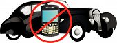 Hand held cell phones banned in vehicles