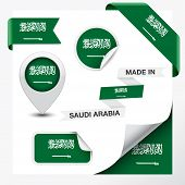 Made In Saudi Arabia Collection