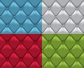 Seamless Leather vintage upholstery backgrounds