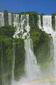 Iguazu Falls, Waterfalls Of The Iguazu River