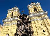 San Francisco Monastery, Central Lima, Peru