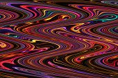 Beautiful Color Rainbow Flow of Purple - Background and Screensaver Patterns