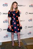 LOS ANGELES - MAR 26:  Gillian Jacobs at the PaleyFEST 2014 -
