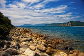 Shore Of Island Petrova