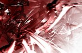 Abstract Background Element 3D