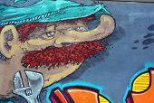 Street art Montreal garagist