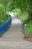City Park Walkway