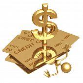 Credit Debt Crush Dollar