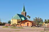 Lutheran Church In Berseba, Namibia