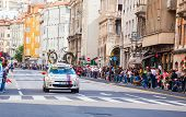 Giro D'italia, Trieste