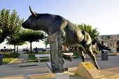 Vovo Bull Sculpture