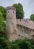 Burg Ortenberg Castle