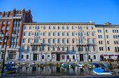 Gopcevich Palace, Trieste