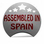 Assembled In Spain