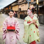 Geisha - Japanese Female Entertainers