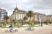 San Sebastian. Cityscape. European Capital Of Culture