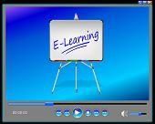 Media Player E-Learning