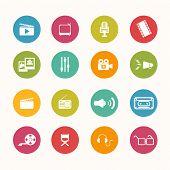 Movie Icons Circle Series - Eps.10