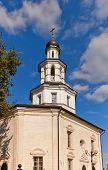 Saint Nicholas The Wonderworker Church (1706). Poltevo, Russia