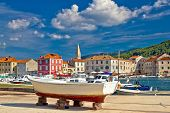 Old Pictoresque Town Of Starigrad Hvar