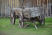 Old West Wagon
