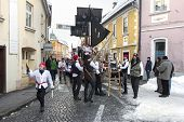 Carnival Parade In Samobor