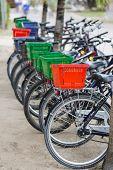 Rental Bicycles In La Digue, Seychelles
