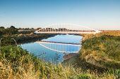 Te Rewa Rewa Bridge Reflection