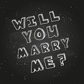 pic of marriage proposal  - Poster template for marriage proposal design - JPG