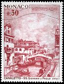 Canaletto Stamp