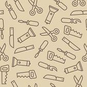 Linear swiss knife tools seamless texture