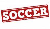 Soccer Stamp