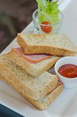 Toasted Sandwich