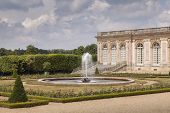 Grand Trianon In The Park Of Versailles
