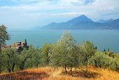 View To Garda Lake And Pai Village