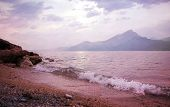 Sunset Beach Garda Lake