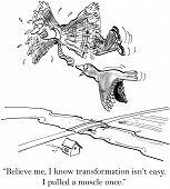 Transformation Isn't Easy