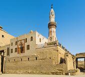 The Mosque Of Abu Haggag