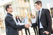 Successful Business Deal